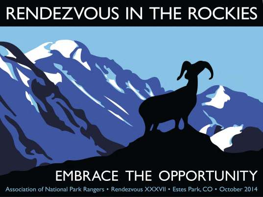 Rendezvous in the Rockies: Embrace the Opportunity, Conference Logo