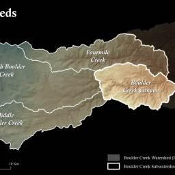 Map for digital presentation